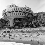 Druzhba Sanatorium in Yalta by Igor Vasilievsky
