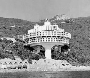 Druzhba Sanatorium in Yalta by Igor Vasilievsky