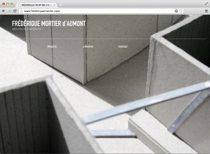 FMDA Fullscreen Portfolio Website by waack.org