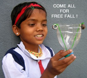 Free fall - Toys from Trash by Arvind Gupta