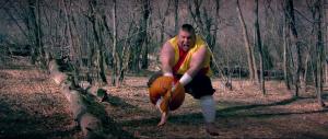 Real-Life Fruit Ninja